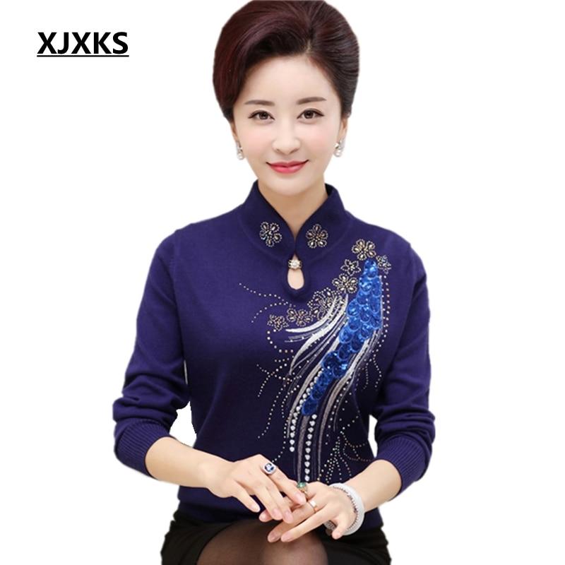 NEW Womens Cashmere Sweater Knitted Cardigan Elegant Bows Round Neck Coat Jacket