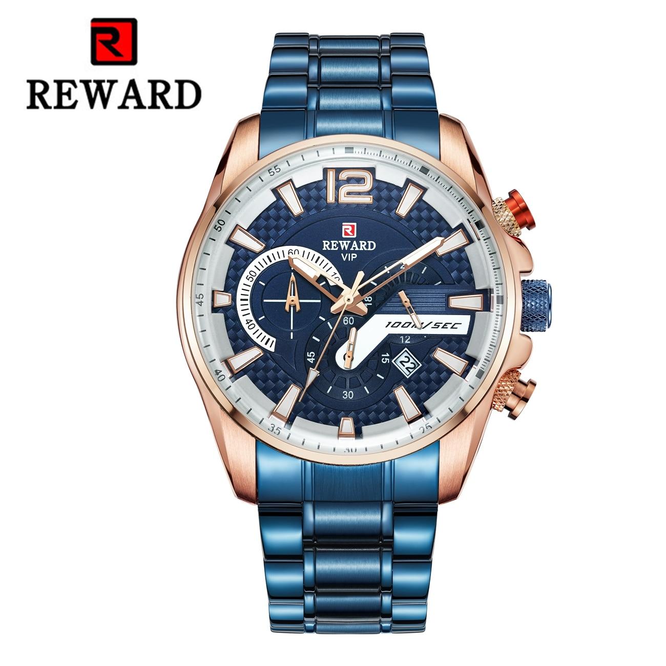 Armée hommes montre chronographe automatique Date 24 heures affichage Quartz bracelet en acier montres Reloj Hombre 2019 sport horloge mâle