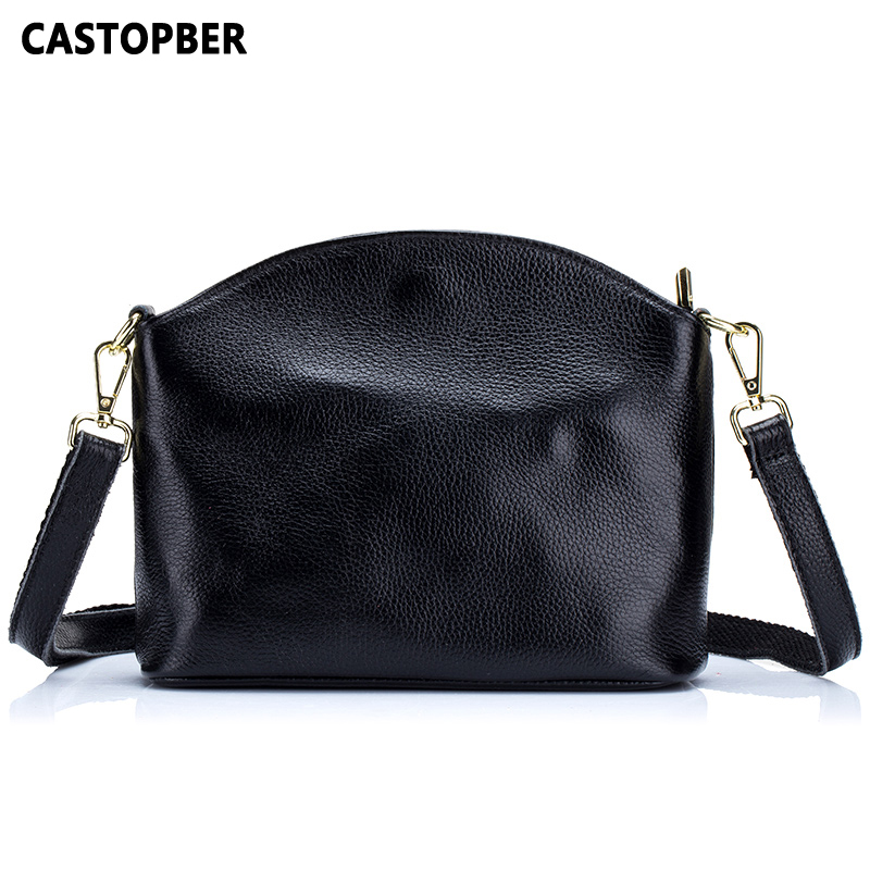 2017 Women Genuine Leather Hobos Crossbody Shoulder Bag Famous Brand Designer Cowhide Bags Fashion Ladies Handbags High Quality