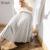 Midi Saia de Cintura Alta Elegante das mulheres 2016 Senhoras Do Vintage Elástico Na Cintura Plissada Poliéster Suede Magro Saias Saias 8 Cores SK55