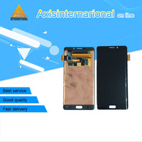Axisinternational LCD Screen Display Touch Panel Digitizer With Frame For 5 7 Xiaomi Note 2 Mi