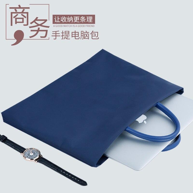 Nylon Men Women Portable KUMON laptop Bag for Apple macbook Air Pro 11 12 13 15 inch Notebook Protective Bags Computer Handbag