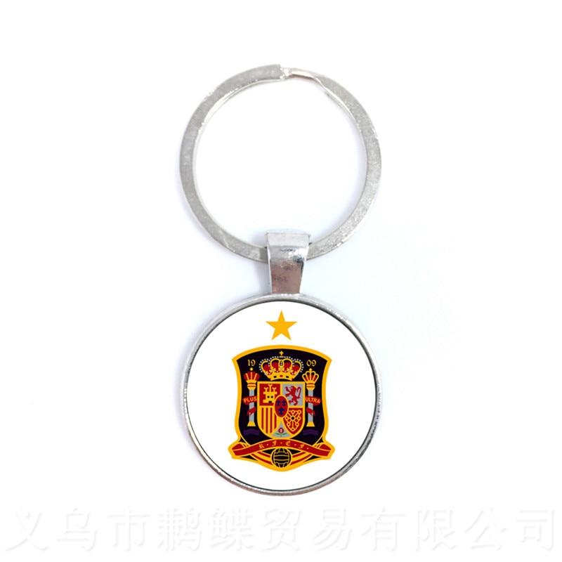 bag tag any name Personalised Pogba football keyring