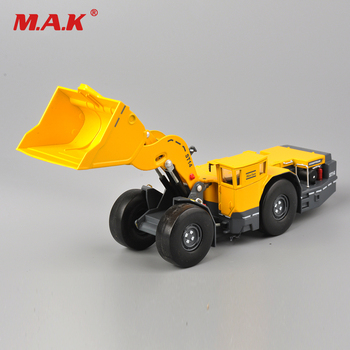 1:50 scale diecast copco scooptram ST14 mining loder metal model construction engineering vehicles truck toy
