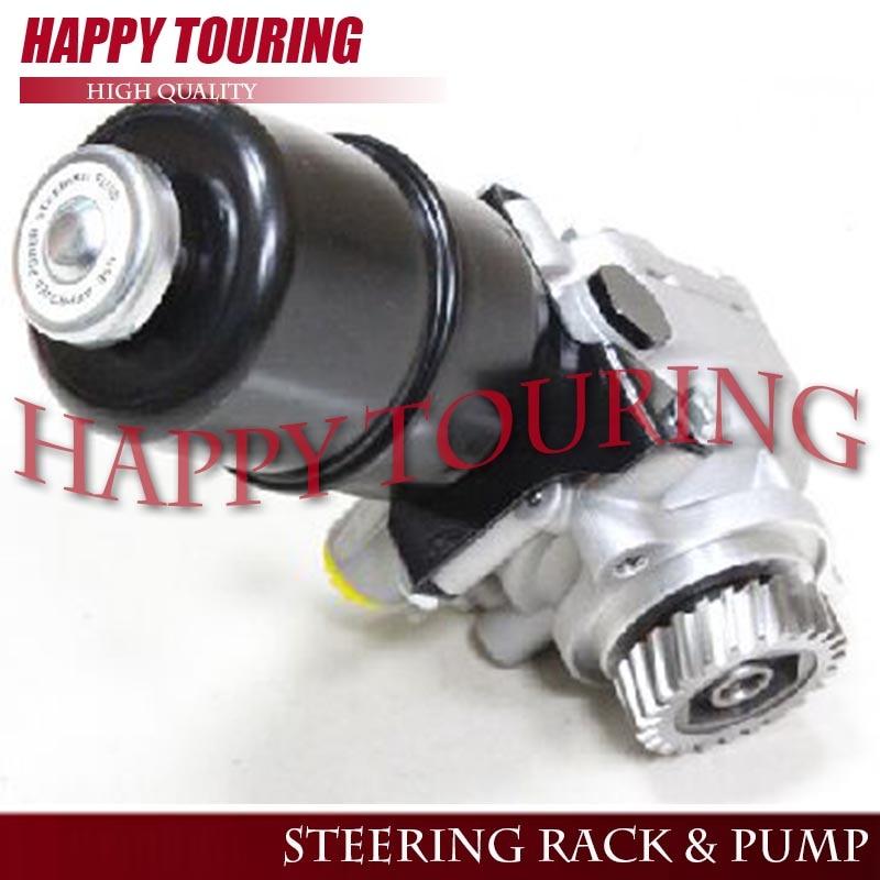 NEW AC Pump Power Steering Oil Pump For Mitsubishi Pajero Montero Shogun 3 III 2001 2006 V68 V78 3.2 Desiel 4M41 MR223480