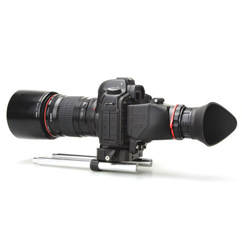 KAMERAR QV-1 KIT LCD VISEUR POUR CANON 5D MarK III II 6D 7D 60D 70D Nikon D800 D800E D610 D600 D7200 D90