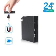 MD13 24 saat Video kayıt Mini DV kamera hareket algılama kamerası Video kaydedici Mini kamera ile 2000mAh pil kamera