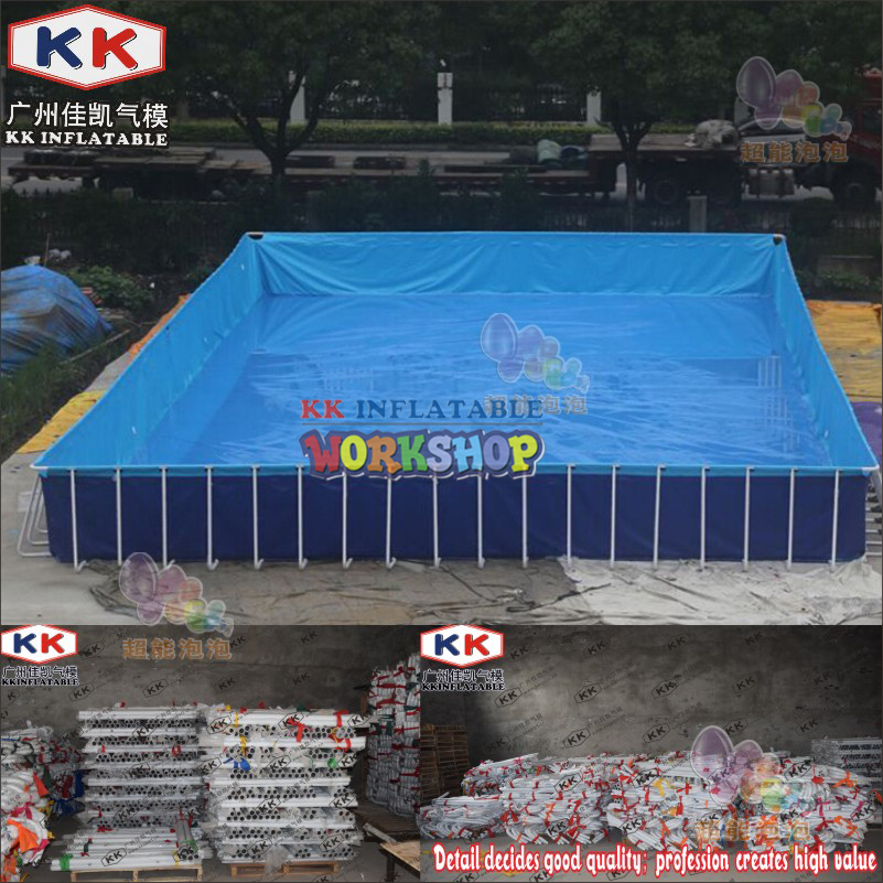 Large Commercial Support Pool Mobile Pool Paradise Simple Swimming Pool Facilities