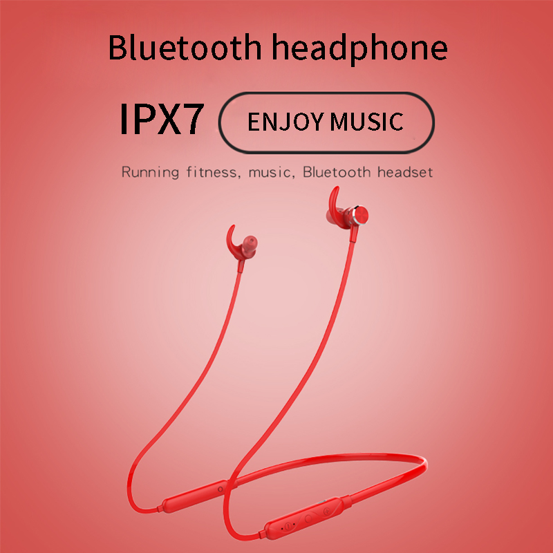 YMY S1 Sports Music Earphones Headphones Handsfree Bluetooth Headset Ear Hook Cordless Headphone With Mic for ios /android phone