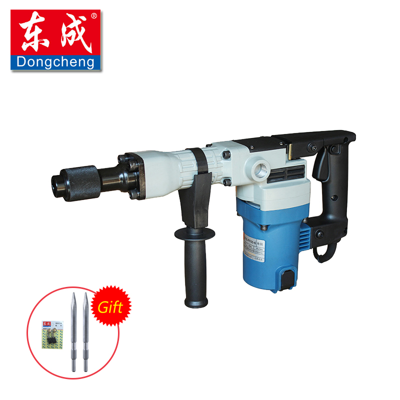 High Power 1050W Demolition Hammer Electric Pick For Concrete Wall Decoration Forcible Entry