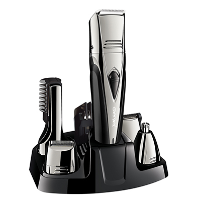 8in1 grooming kit electric shaver for men rechargeable electric razor body groomer trimer beard shaving machine eyebrow trimmer-in Electric Shavers from Home Appliances