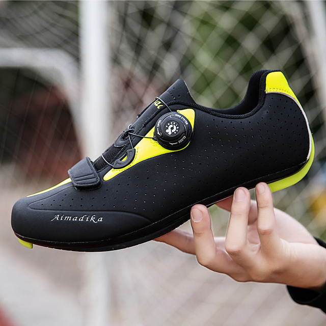 Bicycle Shoes Road Cycling...