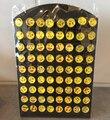 Высокое качество 36 pairs Emoji Кабошон Серьги Мультфильм Смайлик Серьги Творческий Рождественский Подарок Для Друга Женщин Девушки