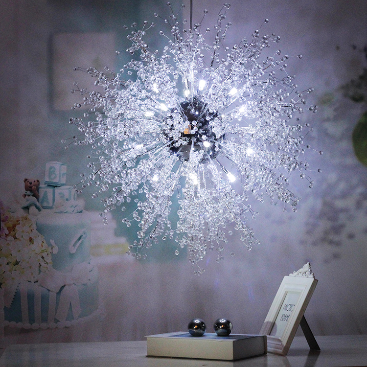 Living room, bedroom sky star pendant light  home decorative lamp stairs corridor creative personality  modern villa lamp FG496 private villa living room chair retail