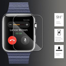 0.2 мм ультра тонкий 9 H Твердость Премиум закаленное Стекло Экран протектор для Smart Apple Watch 38 мм серии 1 2 и 1 Экран protecto