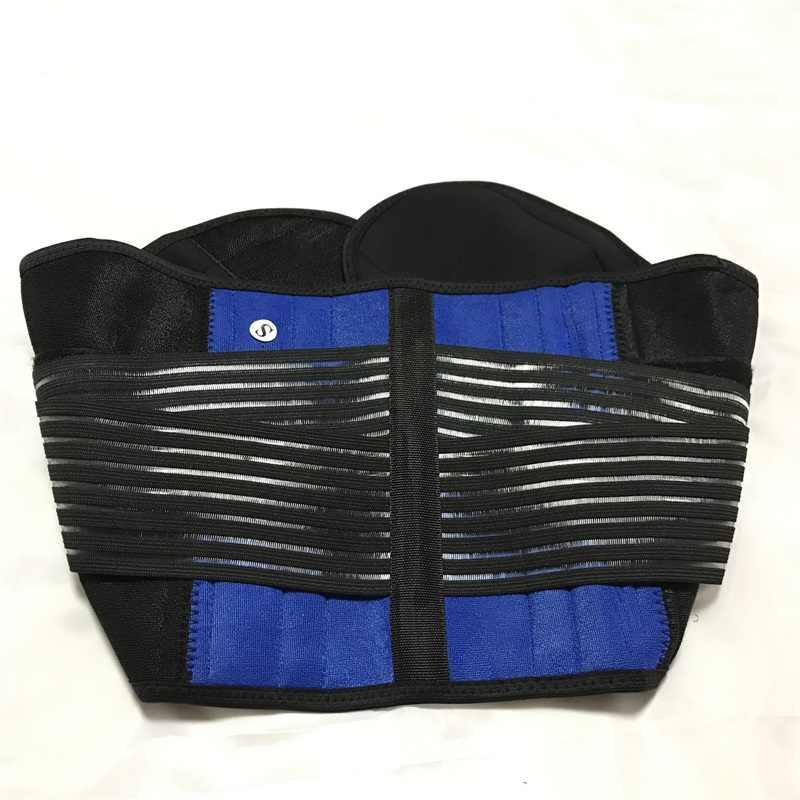 Erkek spor spor bel destek kemeri Brace alt sırt ağrısı kabartma ayarlamak kadınlar spor güvenlik geri kemer aksesuarı 3XL 4XL 5XL 6XL