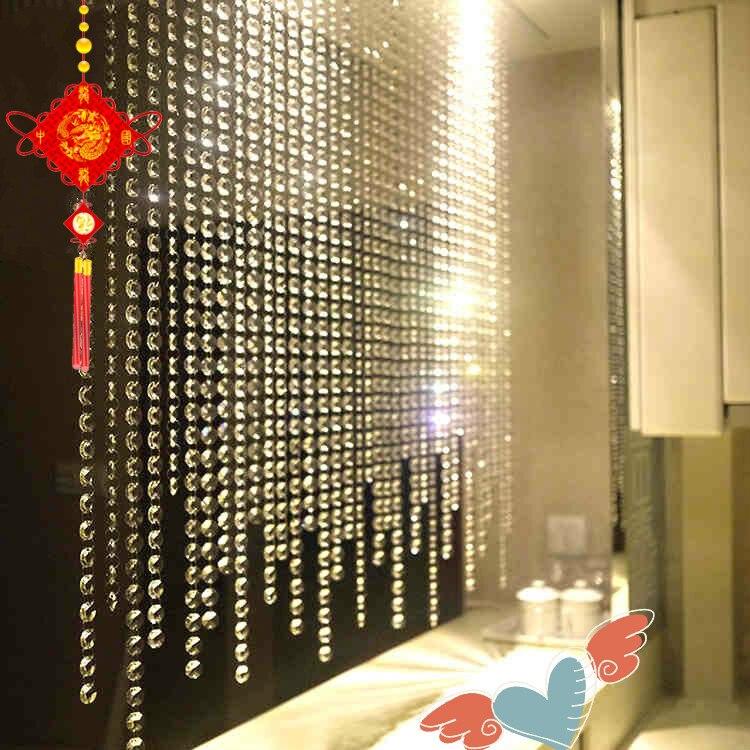 Online get cheap glass door curtains alibaba group - Glass beaded door curtains ...