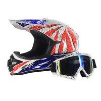 Hot Sale Motorcycle Helmet Casque Moto Helmets Motocross Off Road Man Helmet Boy Girl Protective Cycling