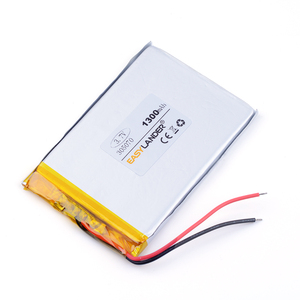 3.7v lithium ion rechargeable