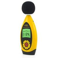 Brand New AR854 Noise Meter Digital Sound Level Meter Sound Tester
