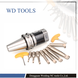Image 2 - set of BT40 NBH2084 8p  Fine tune Boring Tools for Finishing , Turning Precision 0.01 mm, Boring Range 8   280 mm