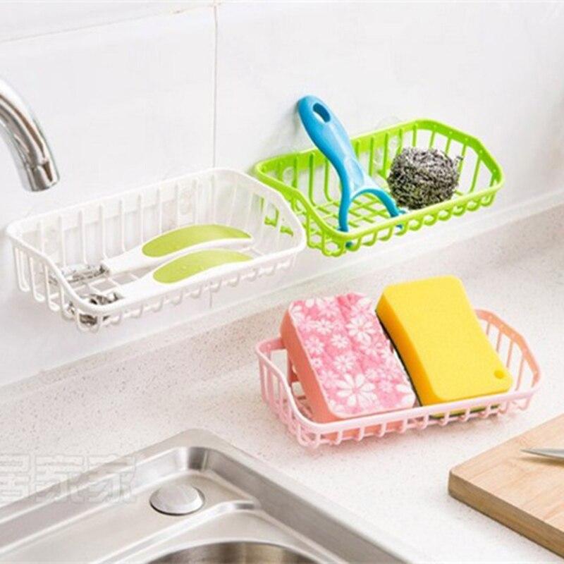 Sponge Holder | Inkach Sink Caddy Soap Holder | Kitchen Sink Shelf ...