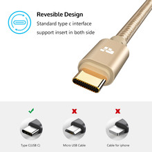 USB C 3.1 Type-C Fast Sync & Charging Cable
