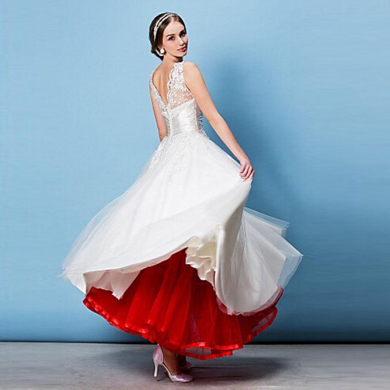 Long Petticoat 2017 Colored Petticoat Puffy Organza Tulle Skirt Women Girls Underskirt Rockabilly Tutu Dress For Long Prom Dress