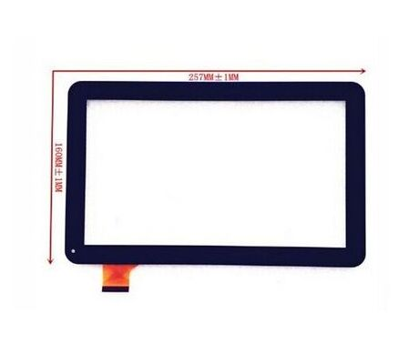 Original New touch screen panel Digitizer For 10 1 inch DEXP Ursus A110 3G Tablet Glass