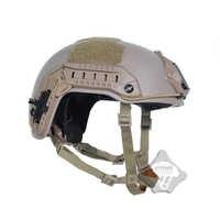 FMA aramid Airsoft hełm taktyczny ABS wspinaczka morska kask ochronny do gier wojennych i paintballa capacete airsoft wojskowy kask