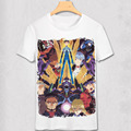 Neon Genesis Evangelion T Shirt shinji ikari shirt Japanese Anime Custom Cosplay Shirt EVA Robit Transformation Cartoon T-shirt