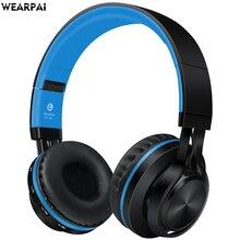 Wearpai BT06 Metal Sports Bluetooth Headphone SweatProof Earphone Magnetic Wireless