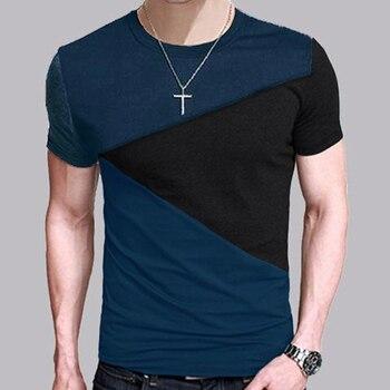 Slim Fit Crew Neck T-shirt 1