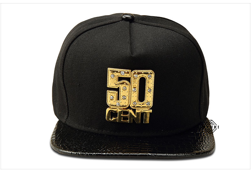 NYUK Cappelli di Snapback Commercio All ingrosso di Bling Iced Out ... 7e856370a263