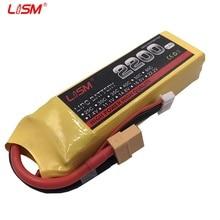 LI-PO Racing  2200mAh 11.1V 60C(Max 120C) 3S Lipo Battery Pack for A RC Hobby with Good quality #20C46 цены онлайн