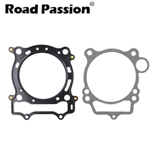 road passion motorcycle engine cylinder cover gasket kit for yamaha yz450f  2003-05 wr450f 2003