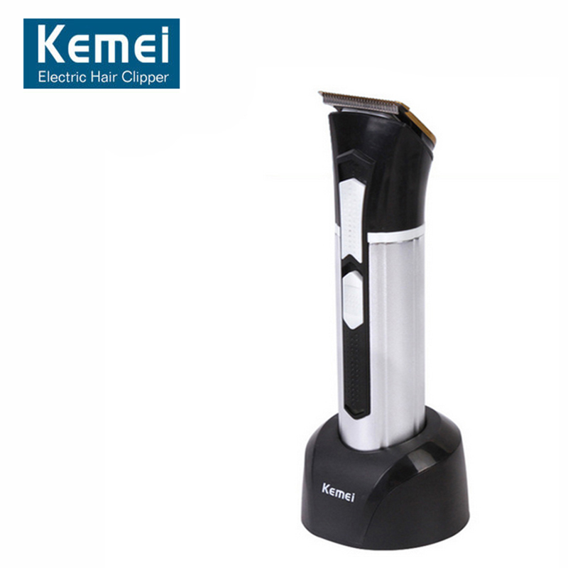 Original Kemei Men Clipper Hair Trimmer Beard Professional Rechargeable Baby Electric Razor Cutter Hair Cutting Machine Haircut top quality kemei electric clipper hair trimmer professional rechargeable hair cutter shaving cutting machine haircut men baby s