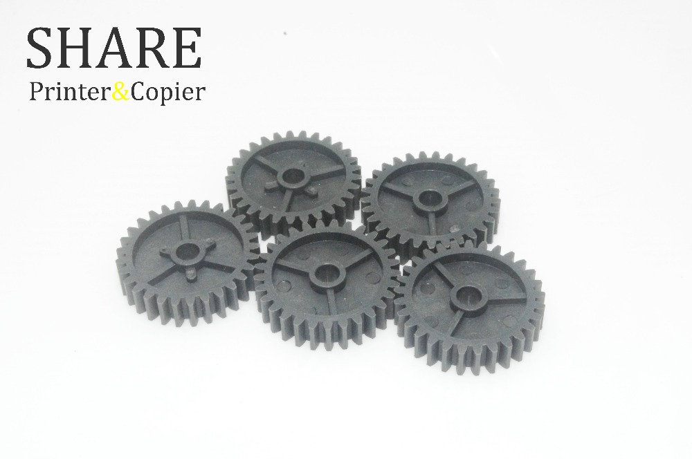 5 X Compatible new Front Fuser Idler Gear JC66-01210A For samsung ML3050 scx5530 5513 5530 5835 3471 for xerox SP3200 SP3300