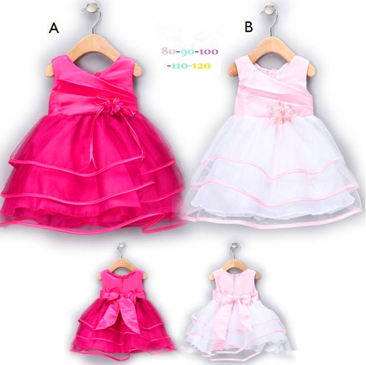 Aliexpress.com : Buy Kids Dress Hello Kitty Rose Dress Princess ...