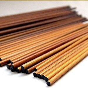 Tevida R81 25 uds palillos de madera clásicos para el cabello horquilla para el cabello herramientas DIY para estilizar el cabello accesorios de joyería al por mayor