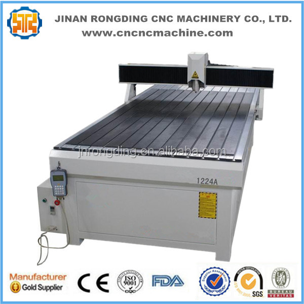 machine for axis round