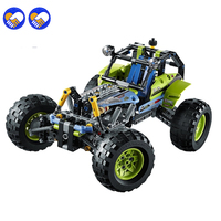 A toy A dream LELE 38001 Technic City Series 2 in 1 Formula Off Roader Car Building Blocks Bricks Model Kids Toys legoingly