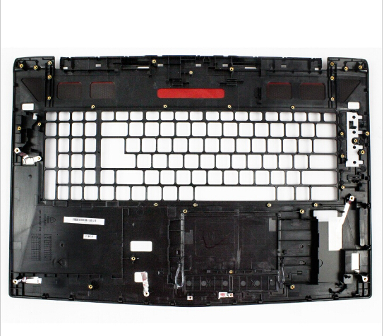 Laptop Palmrest For MSI GT72 GT72S 1781 1782 E2P-78105XX-Y31 307781C412Y31 307-781C513-Y31 307782A433Y311 307-782A436-Y31  new laptop for msi ge62 keyboard cover palmrest upper case 307 6j3c223 y31 3307 6j1c234 y31 15 6