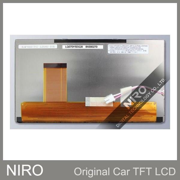 A+ автомобильный TFT ЖК-монитор от LQ070Y5DG20 ЖК-экран для Mondeo(2011