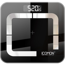 New Original Bathroom Body Weight Scale Floor Digital Fat Weighting Scale Smart Human Weighing Bluetooth Scale bmi 20 Body Data