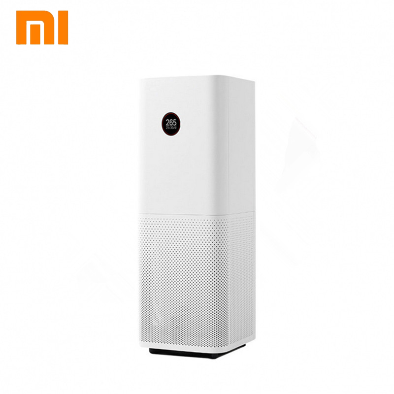 Original Xiaomi Mijia Air Purifier Pro OLED Display Screen Laser Particle Sensor 500m3/h Particulate Matter CADR for 60m3