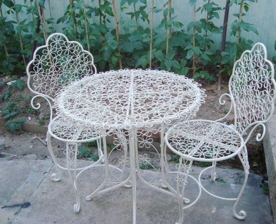Sillas de Patio exterior ocio silla exterior mesa de café mesas de ...