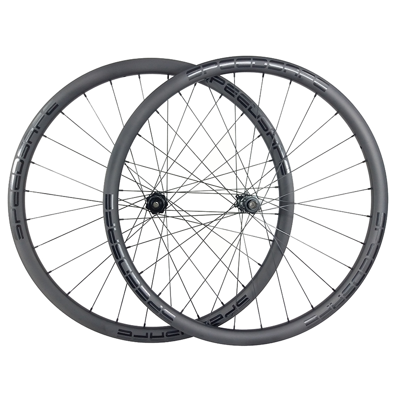 1340g SUPER LIGHT 29er MTB XC carbon tubeless wheels 30mmm hookless 30mm deep straight pull wheelset