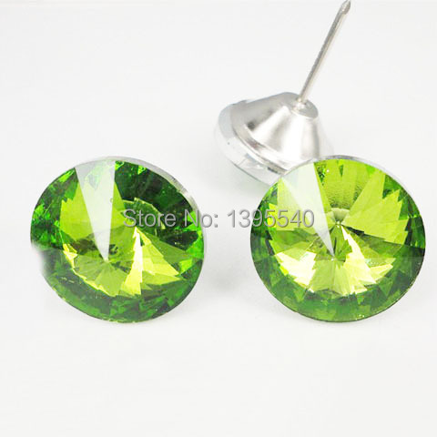 New 30mm Green Crystal Glass Nails Sofa Industry Decoration Fileds ...