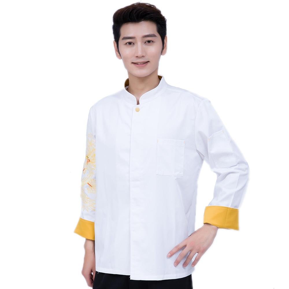 online get cheap white chef shirt -aliexpress | alibaba group